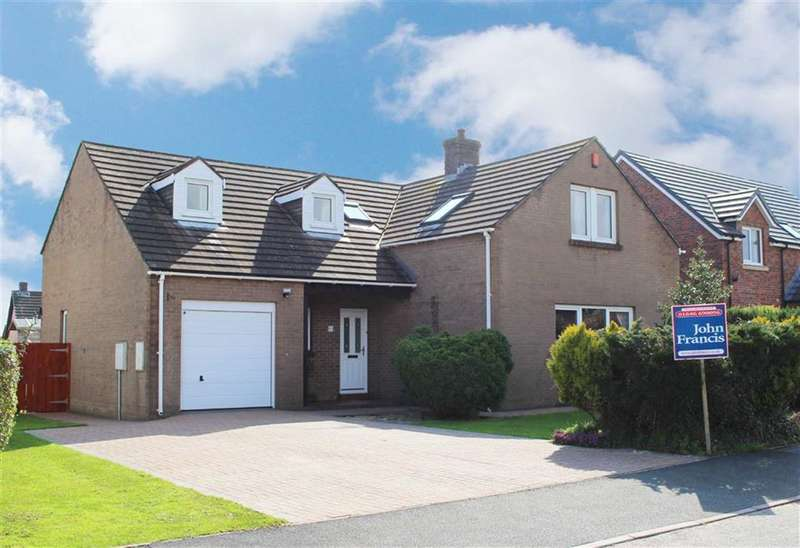 4 Bedrooms Property for sale in Oberon Grove, Steynton, Milford Haven