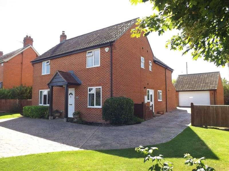 4 Bedrooms Detached House for sale in Head Street, Tintinhull