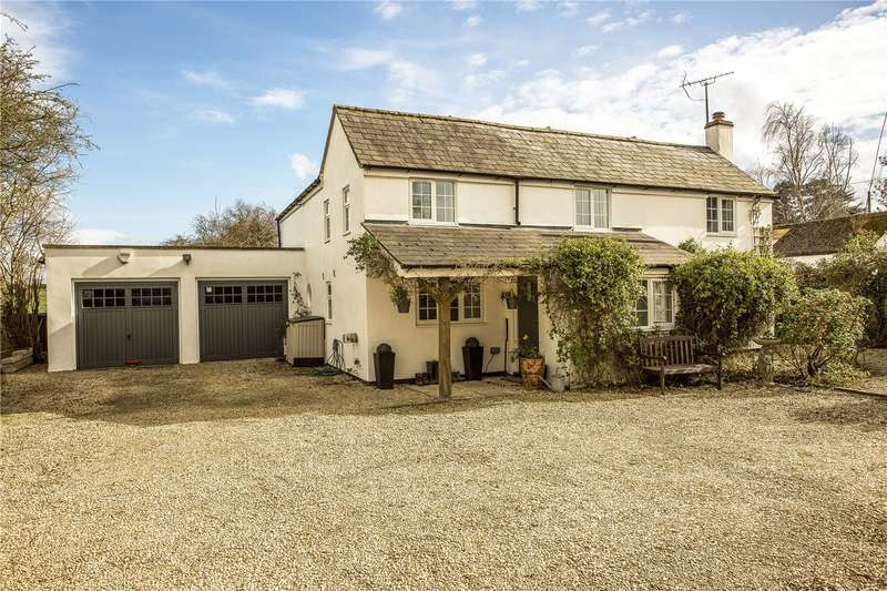 5 Bedrooms Detached House for sale in Deerhurst, Gloucestershire, GL19