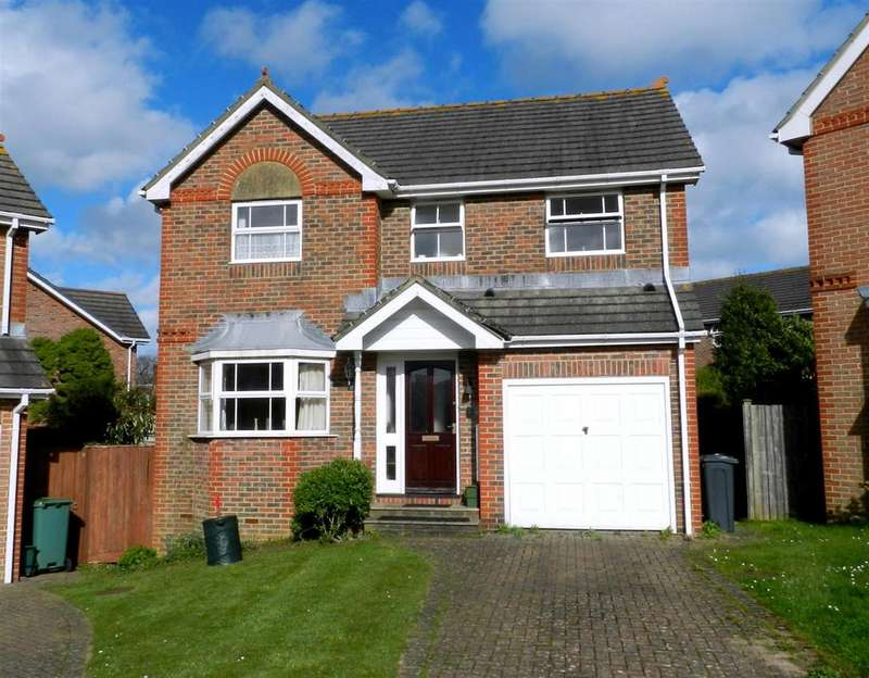 4 Bedrooms Detached House for sale in Granary Close, Ryde