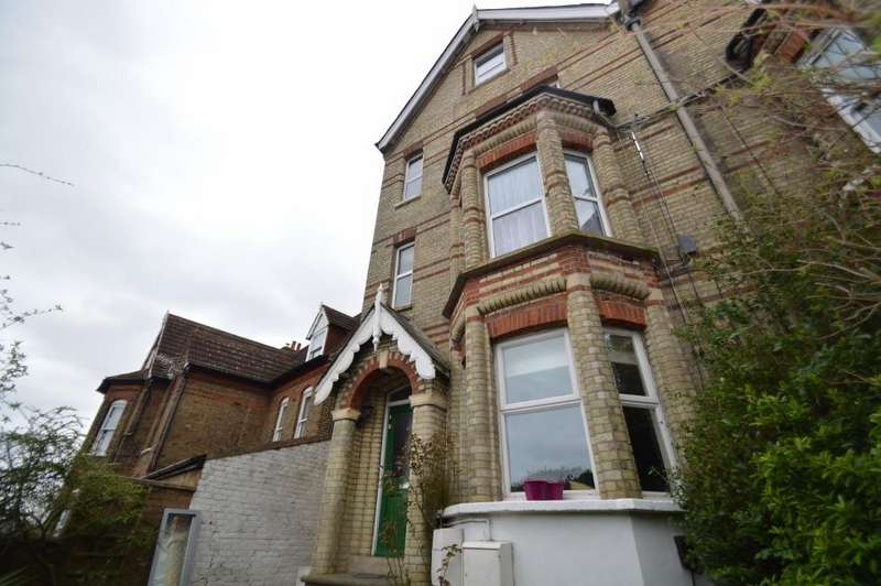 1 Bedroom Flat for sale in Brent Road, Shooters Hill, London SE18
