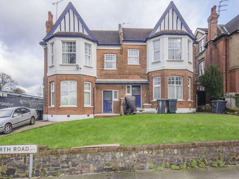 10 Bedrooms Semi Detached House for sale in Great North Road, N2