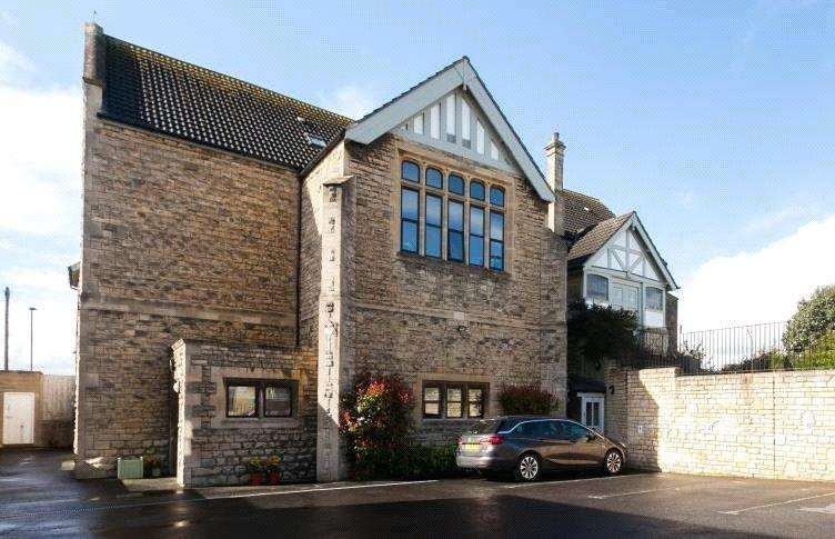 2 Bedrooms Maisonette Flat for sale in The Old Methodist Church, West Avenue, Bath, BA2