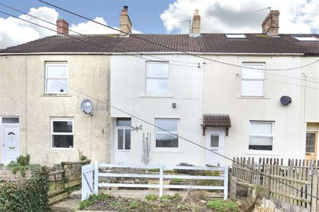 2 Bedrooms Terraced House for sale in Church Street, Coleford, Radstock