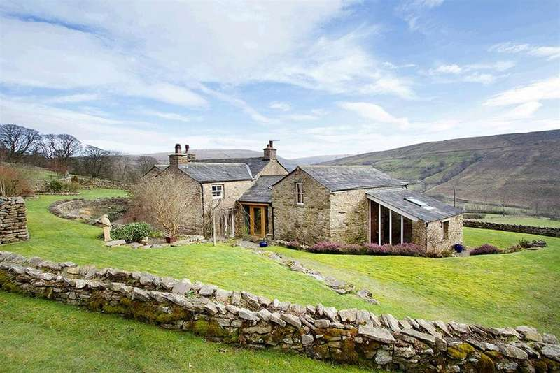 4 Bedrooms Unique Property for sale in Broadmire Farm, Cowgill, Sedbergh, Cumbria