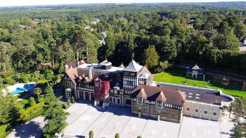 9 Bedrooms Detached House for sale in Warren Lane, Oxshott, Surrey, KT22