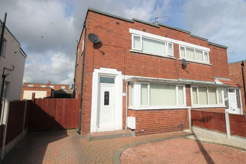 3 Bedrooms Semi Detached House for sale in Norman Crescent, Scawsby, Doncaster