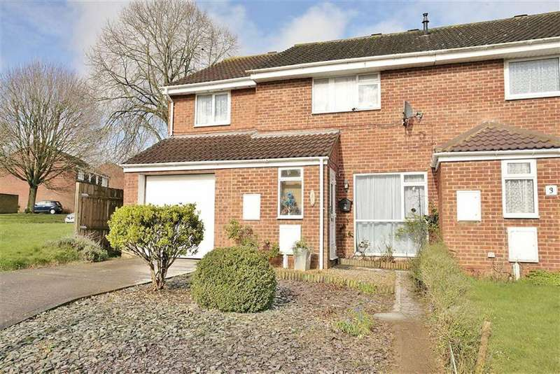 5 Bedrooms End Of Terrace House for sale in Devon Way, Banbury