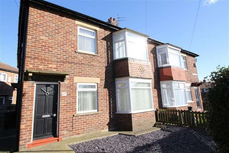 2 Bedrooms Flat for sale in Verne Road, North Shields