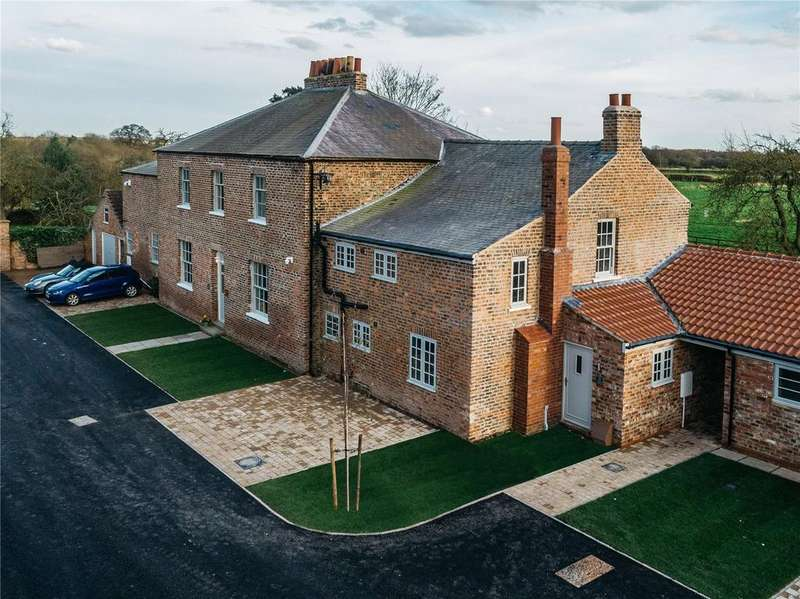 3 Bedrooms Terraced House for sale in Eastfield Farm, Moor Lane, Askham Bryan, York, YO23