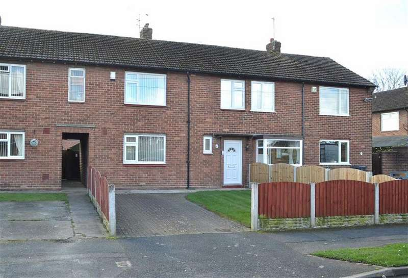 3 Bedrooms Terraced House for sale in Brooklyn Drive, Great Sutton, Ellesmere Port