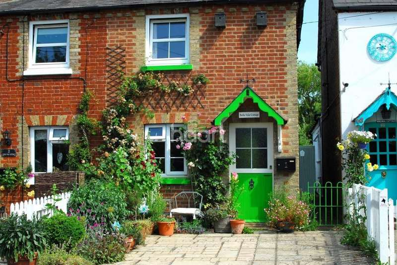 2 Bedrooms End Of Terrace House for sale in Coningsby Lane