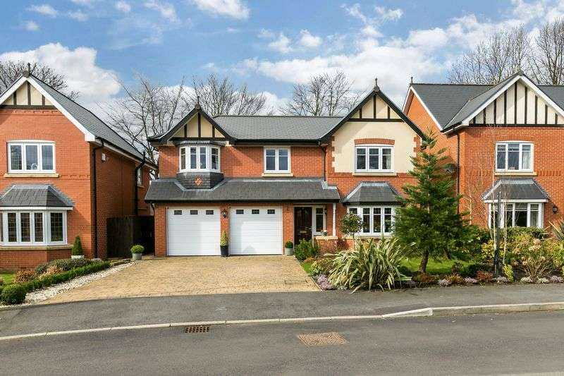 5 Bedrooms Detached House for sale in Mere Oaks, Standish, WN1 2SL