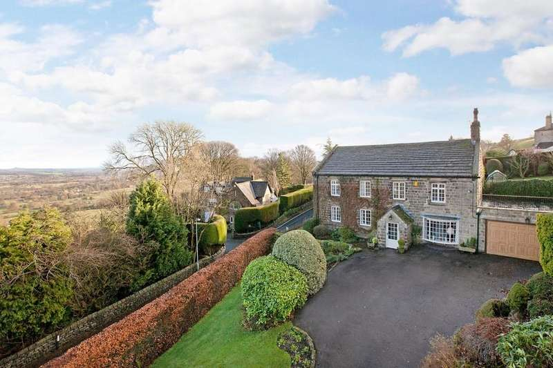5 Bedrooms Detached House for sale in Moor Road, Burley Woodhead