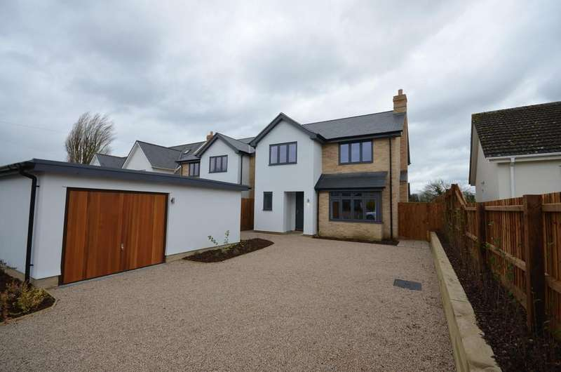4 Bedrooms Detached House for sale in Station Road, Fulbourn