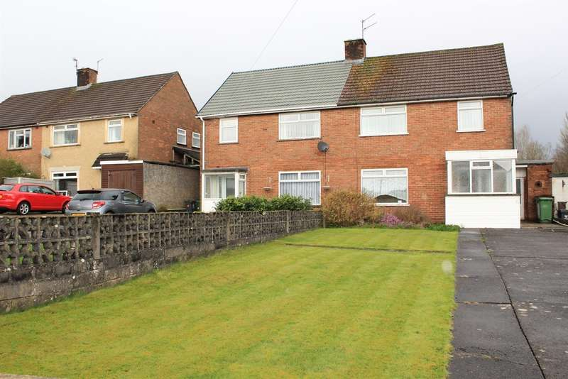 3 Bedrooms Semi Detached House for sale in Llanon Road, Llanishen, Cardiff
