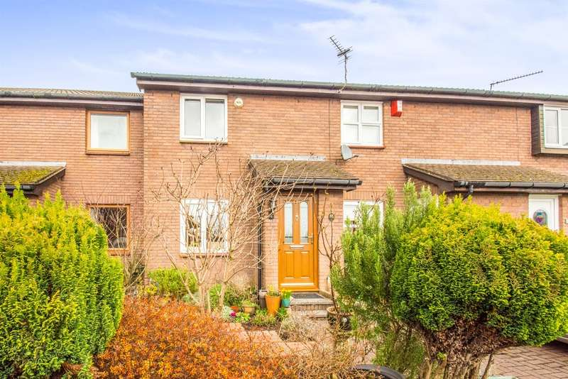 2 Bedrooms Link Detached House for sale in Pendragon Close, Thornhill, Cardiff