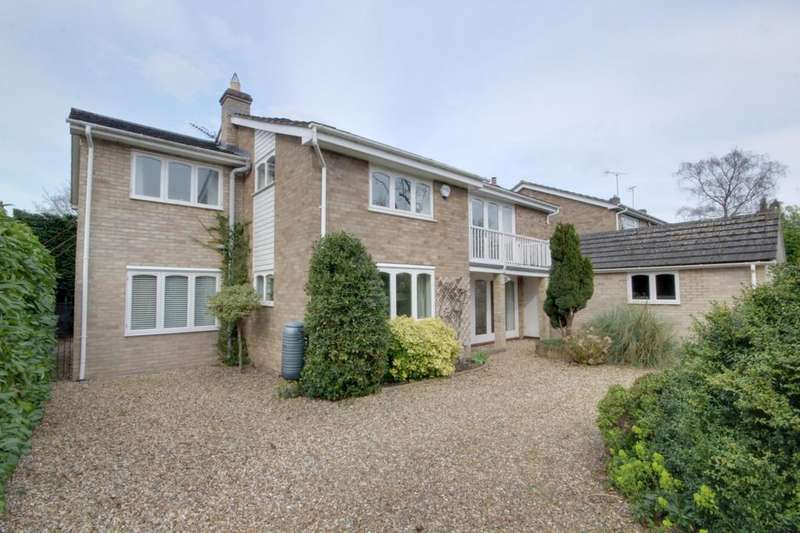 4 Bedrooms Detached House for sale in Henley-on-Thames