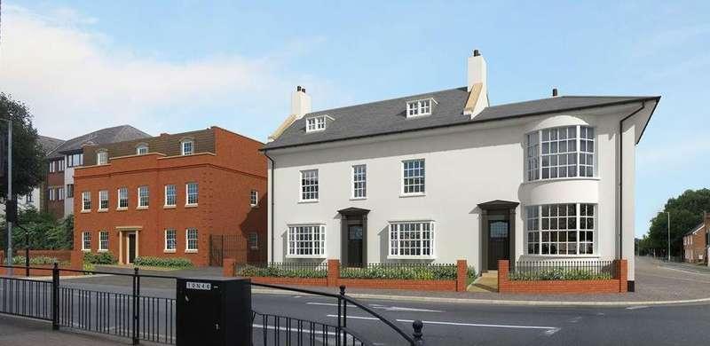 1 Bedroom Ground Flat for sale in Garland Court, Sun Street, Billericay, Essex, CM12