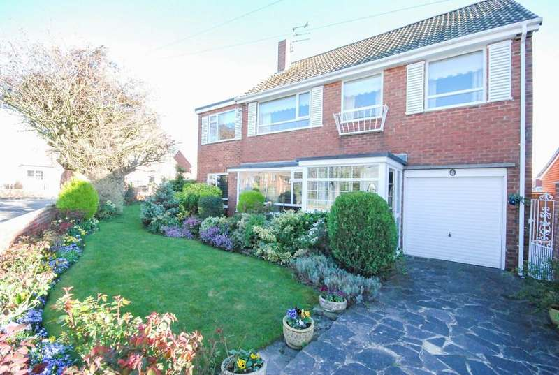 4 Bedrooms Detached House for sale in North Drive, Cleadon