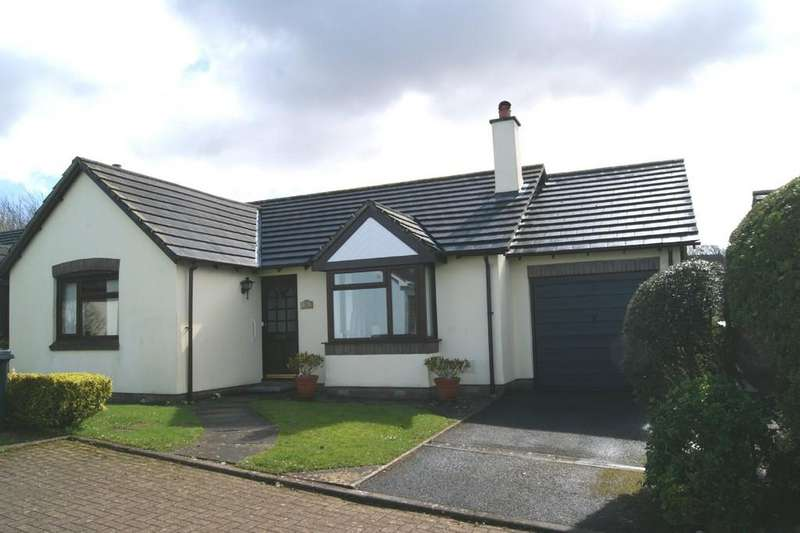 2 Bedrooms Detached Bungalow for sale in The Heathers, Okehampton