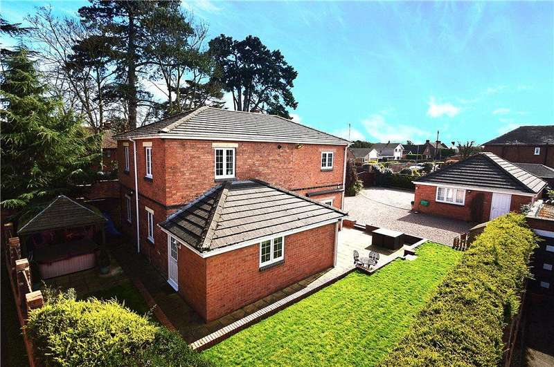 4 Bedrooms Detached House for sale in Moor Hall Lane, Stourport-on-Severn, DY13
