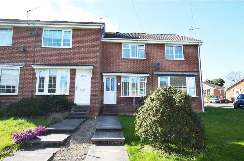 2 Bedrooms Terraced House for sale in Timble Grove, Harrogate, North Yorkshire