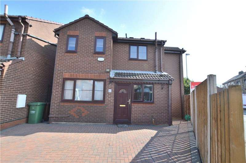 3 Bedrooms Detached House for sale in Prospect Street, Horbury, Wakefield, West Yorkshire