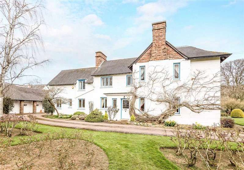 6 Bedrooms Detached House for sale in Church Road, Longhope, Gloucestershire, GL17
