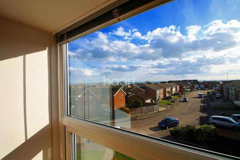 2 Bedrooms Flat for sale in Fremantle, Shoeburyness