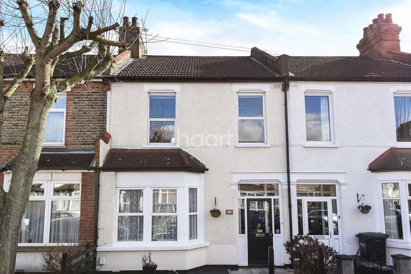 3 Bedrooms Terraced House for sale in Alderton Road, Croydon, CR0