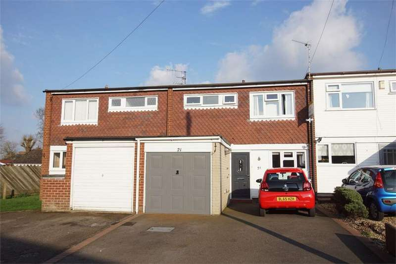 3 Bedrooms Terraced House for sale in School Lane, Radford Semele, Leamington Spa, Warwickshire