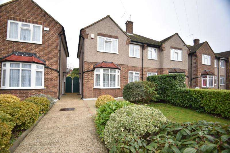 3 Bedrooms Semi Detached House for sale in Queensland Avenue, London, SW19