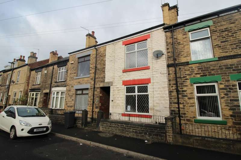 3 Bedrooms Property for sale in Hunter Road, Sheffield, S6