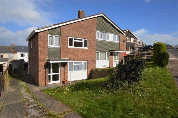 3 Bedrooms Semi Detached House for sale in Clifton Close, Paignton, Devon. TQ3 3LR