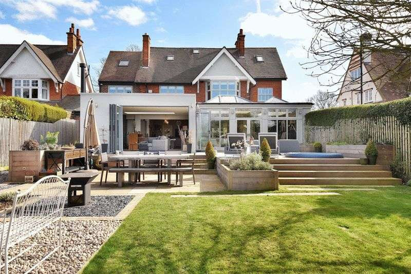 6 Bedrooms Detached House for sale in Station Road, Cropston
