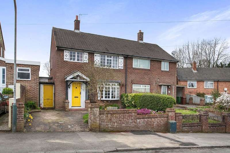 3 Bedrooms Semi Detached House for sale in Greggs Wood Road, Tunbridge Wells, TN2