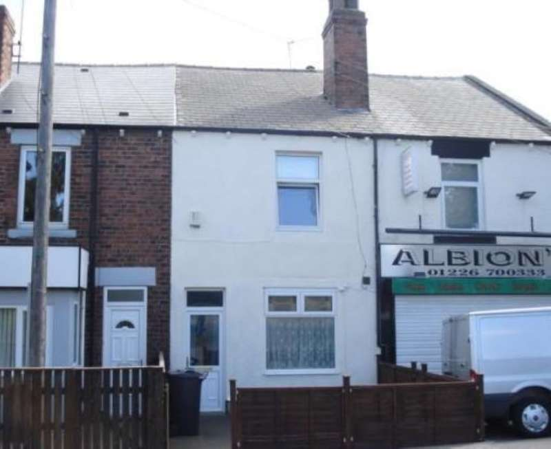 2 Bedrooms Terraced House for sale in Midland Road, Royston, Barnsley, South Yorkshire, S71 4QT