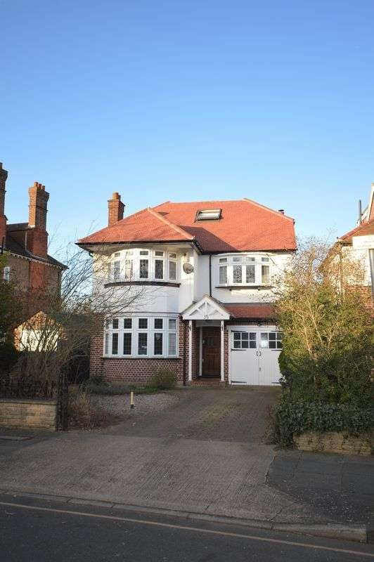 5 Bedrooms Detached House for sale in Southborough road, Surbiton