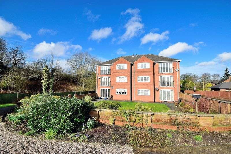 2 Bedrooms Flat for sale in Stoneleigh Court, Cliff Lane, Grappenhall, WA4 3LD