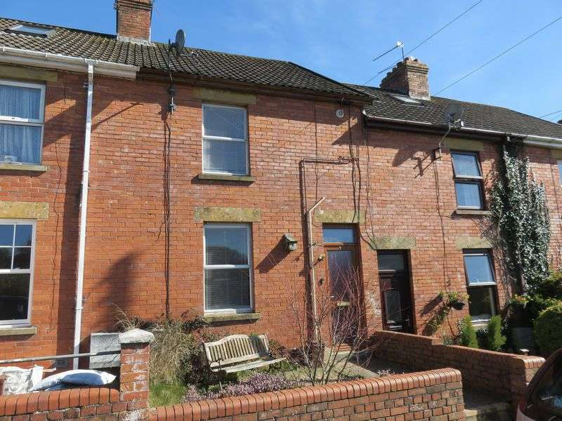 2 Bedrooms Terraced House for sale in Park Cottages, Chard