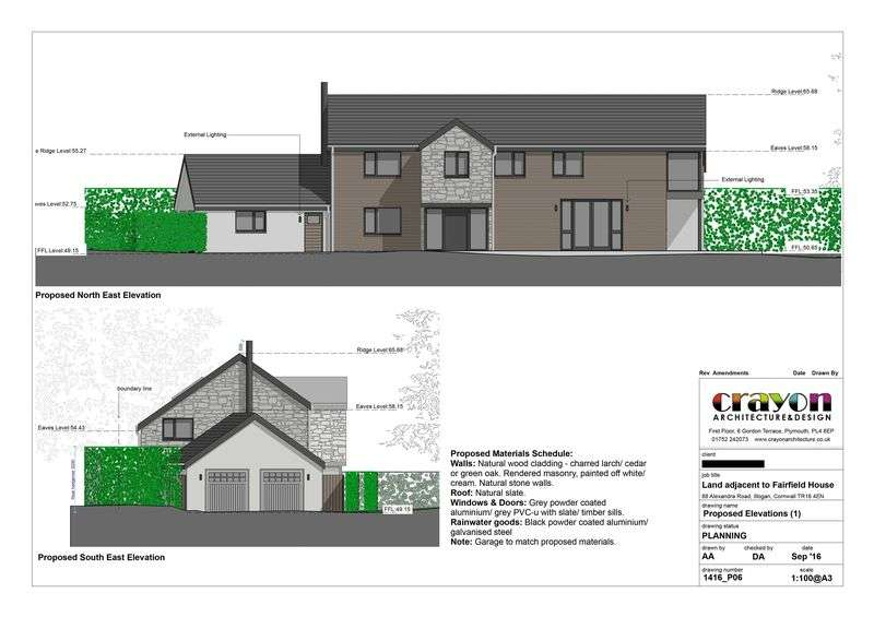 4 Bedrooms Land Commercial for sale in Alexandra Road, Illogan