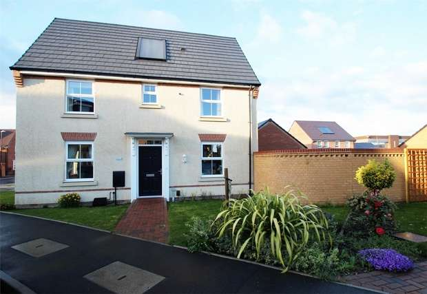 3 Bedrooms Detached House for sale in Amelia Crescent, Copsewood, Binley, Coventry