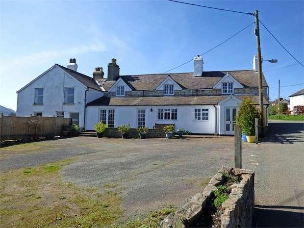 6 Bedrooms Detached House for sale in Garth Road, Garth, Llangollen, Wrexham