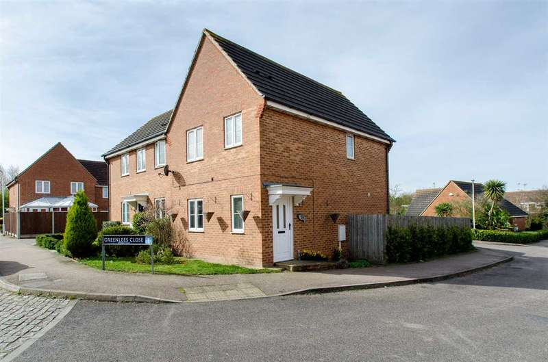 3 Bedrooms Semi Detached House for sale in Maylam Gardens, Sittingbourne