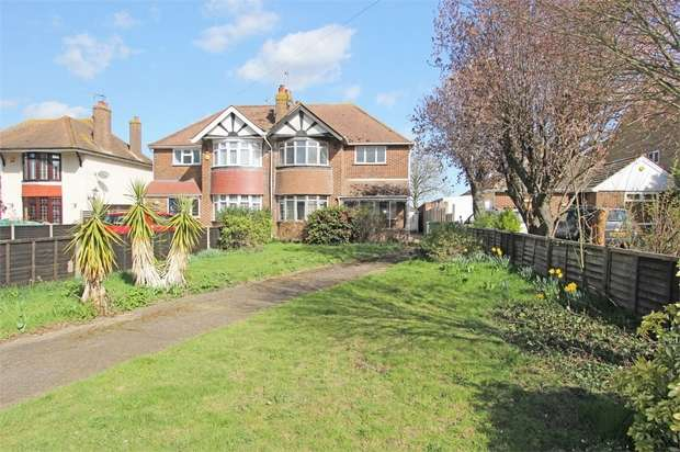 3 Bedrooms Semi Detached House for sale in London Road, Teynham, Sittingbourne, Kent