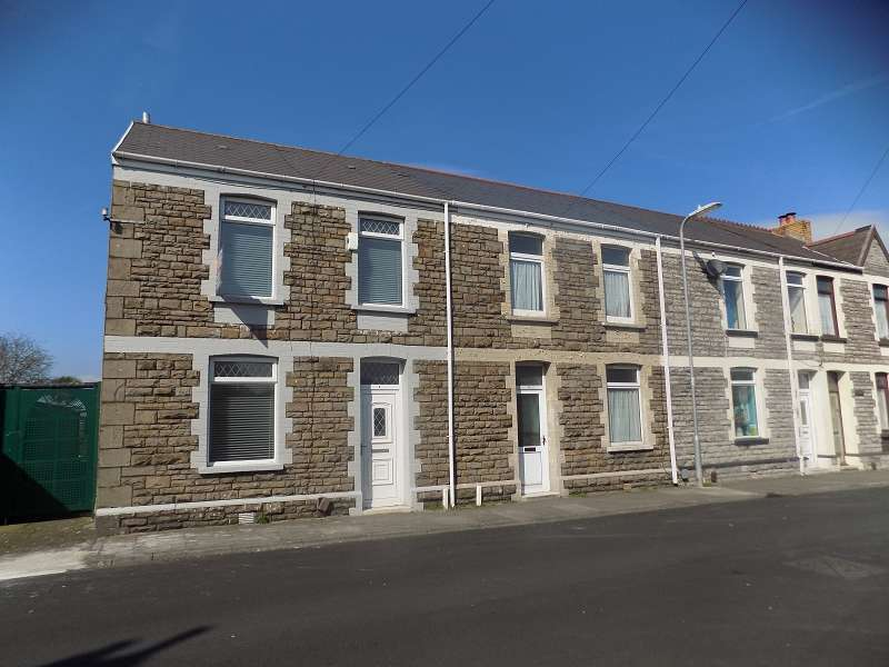 3 Bedrooms End Of Terrace House for sale in Dunraven Street, Aberavon, Port Talbot, Neath Port Talbot. SA12 6EG