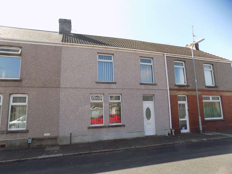 3 Bedrooms Terraced House for sale in Pendarvis Terrace, Aberavon, Port Talbot, Neath Port Talbot. SA12 6AX