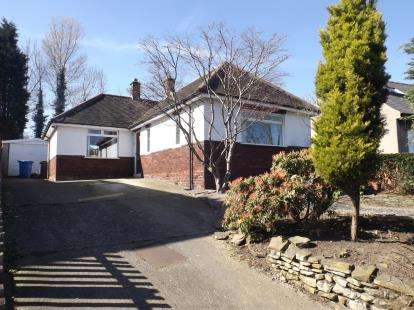 2 Bedrooms Bungalow for sale in Peveril Road, Newbold, Chesterfield, Derbyshire