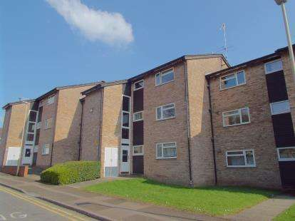 2 Bedrooms Flat for sale in Hotoft Road, Leicester, Leicestershire
